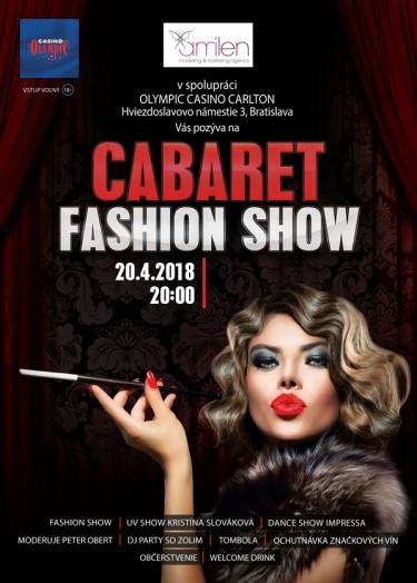 CABARET FASHION 20.04.18