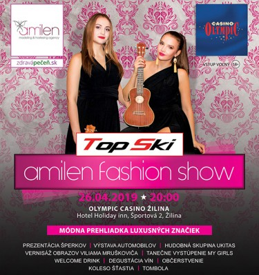 Amilen fashion show